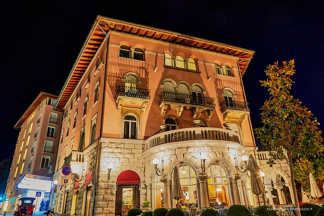 Opatija by night - Millennium
