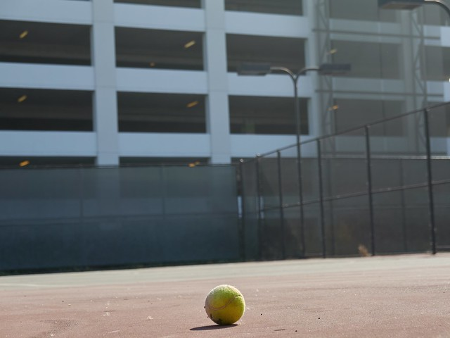 Wanna Play Tennis