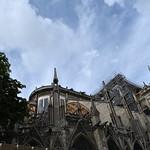 Au  chevet de Notre Dame