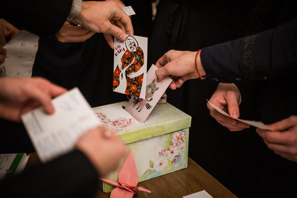 """12 Ноября 2019, Акция """"Открытка маме"""" / 12 Novemver 2019, Public Campaign """"Postcard to mummy"""""""