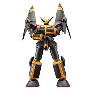 青島文化教材社《勇往直前》「鋼巴斯達 」1/1000比例 組裝模型! ACKS トップをねらえ! 1/1000 ガンバスター プラモデル