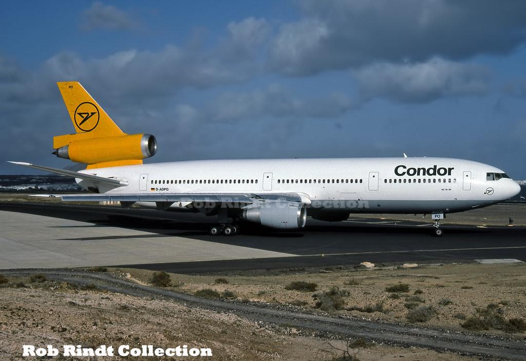 Condor Flugdienst DC-10-30 D-ADPO