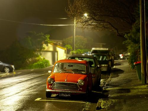 <p>1977 Morris Mini 1000</p>