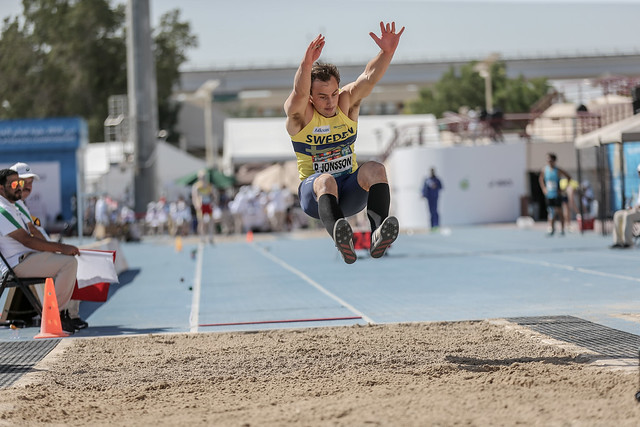 World Para Athletics Championship 2019 Dubai
