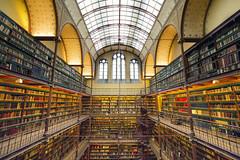 Rijksmuseum library