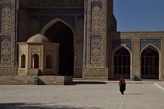 Boukhara - madrasa Kalon 8