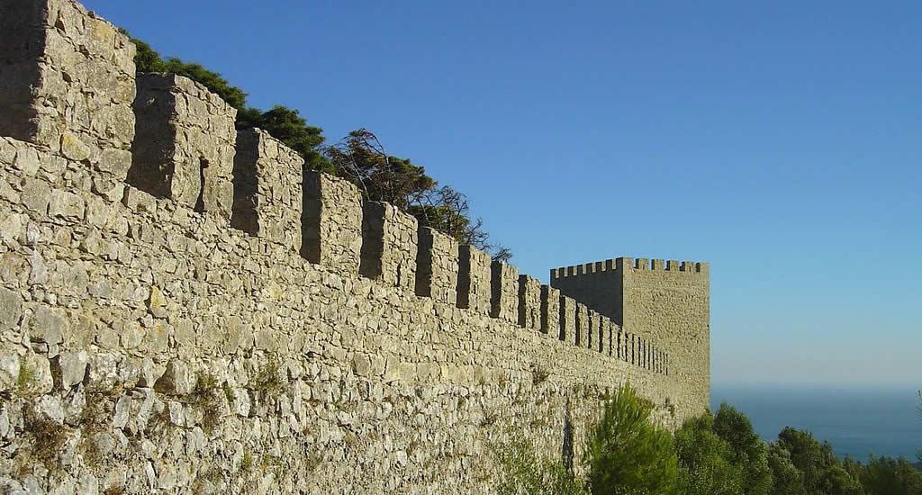 Castelo de Sesimbra, Portugal | Mooistestedentrips.nl