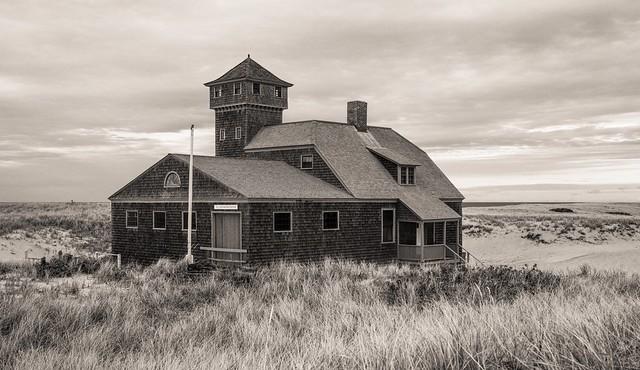 Old Harbor Life Saving Station