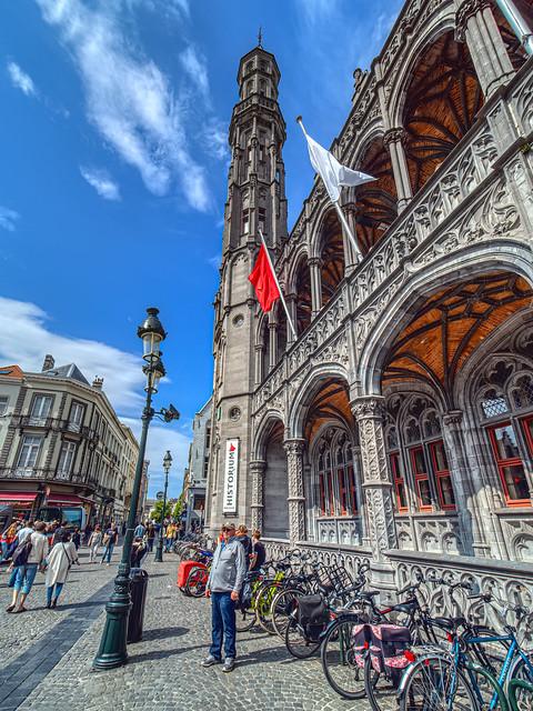 Brugge, Markt