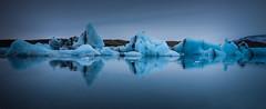 Icebergs jokuljarson 3