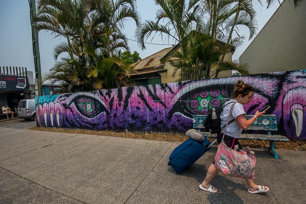 Palms & Graffiti