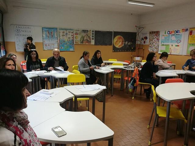 Exchage meeting all'IC di Figline Valdarno (FI)