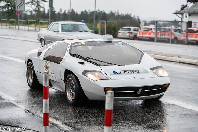 Isdera Imperator / BB-Mercedes CW 311