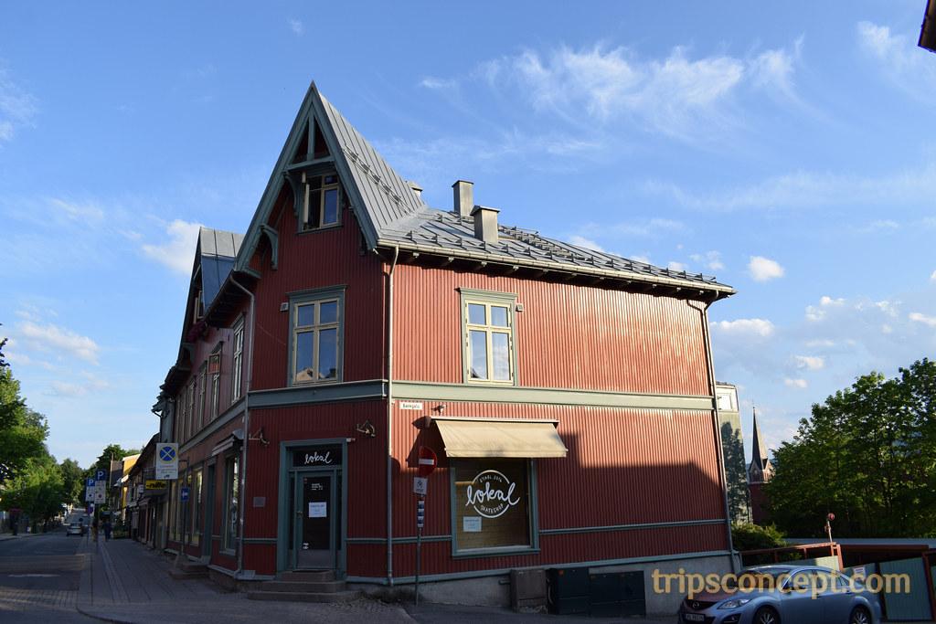 Hot Club de Norvège at Djangofestivalen
