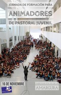 Jornada de formación para animadores de Pastoral Juvenil