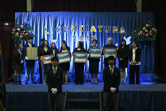 2019 - Licenciatura y Titulación