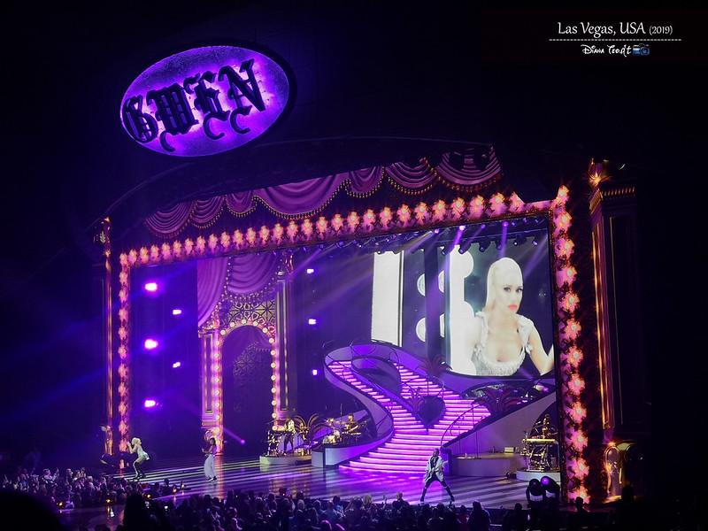 2019 USA Las Vegas Gwen Stefani