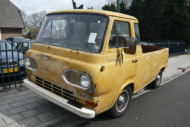 Ford Econoline Pick-Up Truck (1170191)