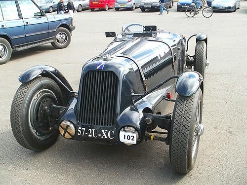 1939 Talbot Lago T23