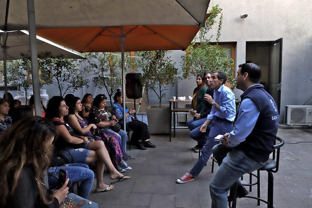 """#EnTerreno : Conversatorio """"Mujer Jefa de Hogar"""""""