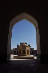 Boukhara - madrasa Kalon 4