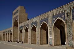 Boukhara - madrasa Kalon 6