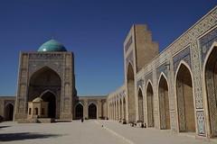Boukhara - madrasa Kalon 7