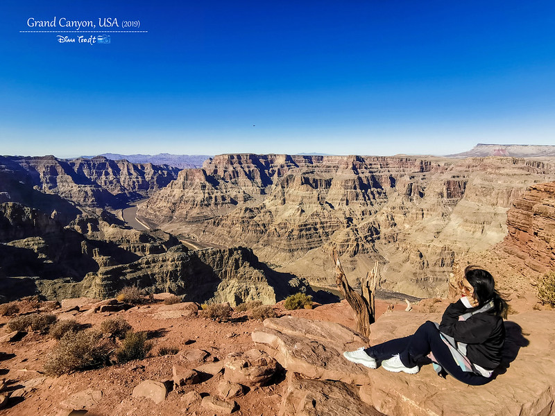 2019 USA Grand Canyon West Rim