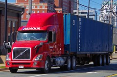 VOLVO - ARMOUR Transportation Systems Moncton New Brunswick
