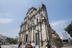 Ruins of St. Paul's, Macao 2019