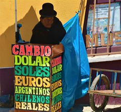 Bolivian People 17