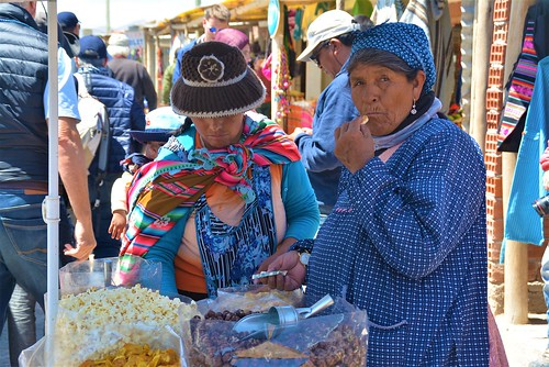 Bolivian People | by Alain Pineiro