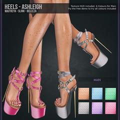 Tooty Fruity - Heels - Ashleigh