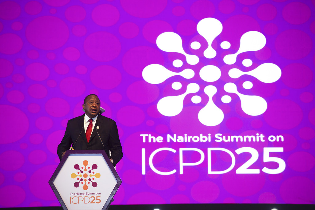 The Nairobi Summit on the 25th anniversary of the International Conference on Population and Development (ICPD)