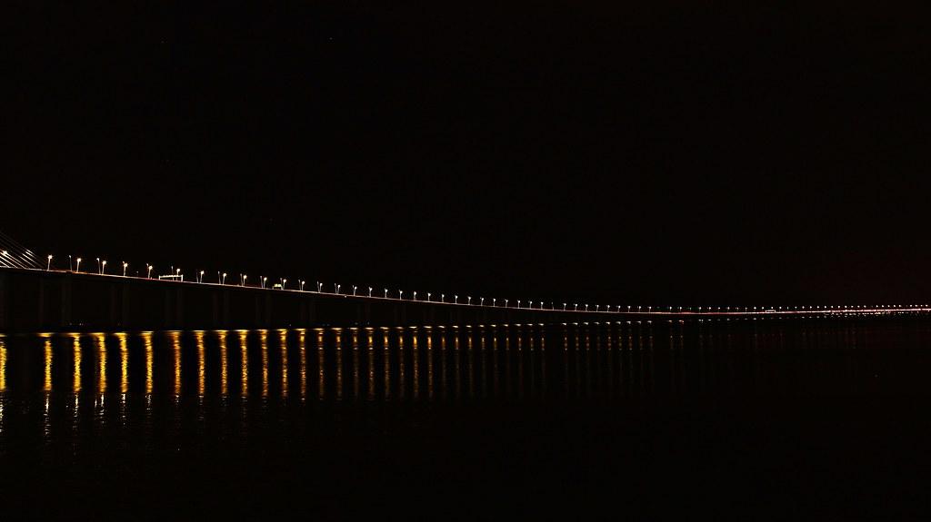 The bridge!