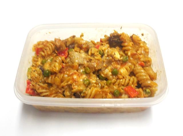 Gyros pasta bake - Leftovers II / Gyros-Nudelauflauf - Resteverbrauch II