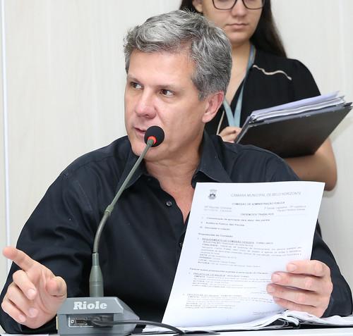 39ª Reunião Ordinária - Comissão de Administração Pública