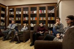 Ket, 10/24/2019 - 18:36 - Fotografijos: © Vilniaus universiteto biblioteka, 2019