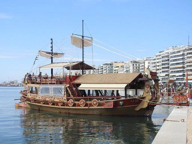 'Argo' Reproduction Tourist Trip Boat