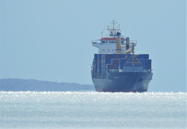 Merchant Vessel - Thessalonica Aegean Basin