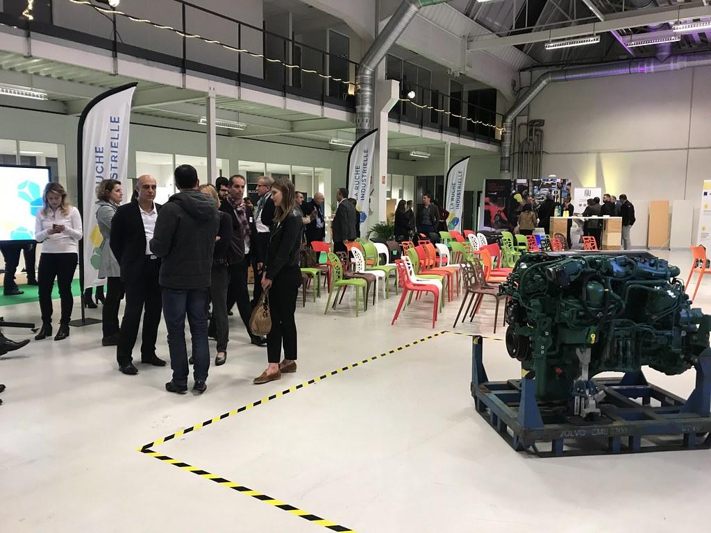 Lyon Innovation Tour 2019 - La Ruche Industrielle