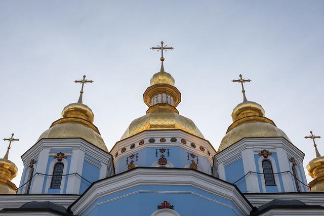 St. Michael's Golden-Domed Monastery, Kyiv