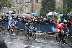 Nairo Quintana - UCI Men's Road Race - wet!!