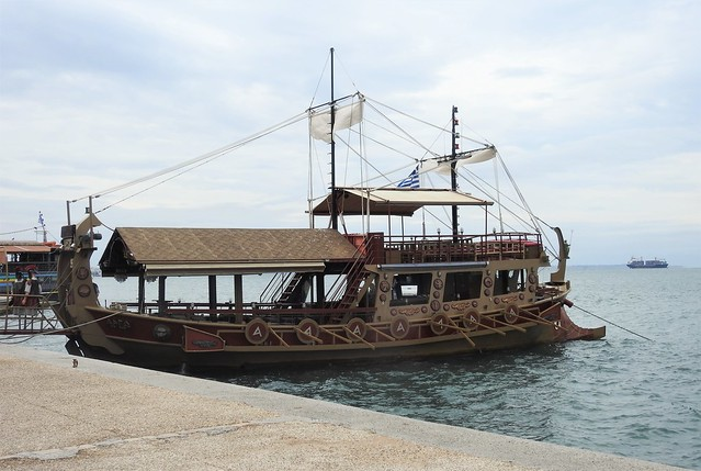 'Argo' - Tourist Boat - Thessalonica Waterfront