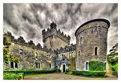 Church Hill IR - Glenveagh Castle 04