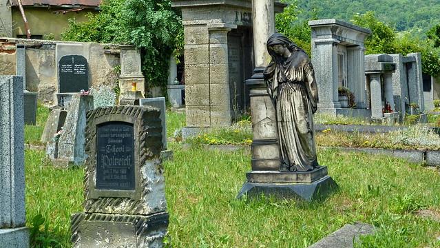 20120612 Tschechien Usti nad Labem Friedhof  'Litomerice nach Bad Schandau' Elbe Radweg (2)