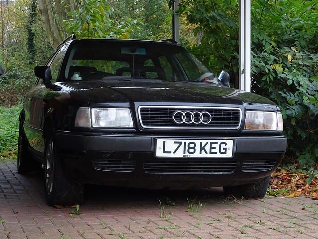 1993 Audi 80 Avant 2.0E 16v