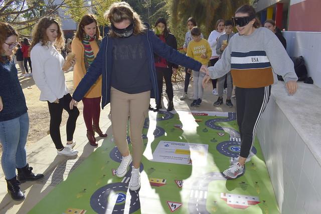 Actividades Día Mundial sin Alcohol en Los Palacios y Vfca