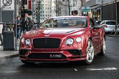 Liechtenstein - Bentley Continental Supersports Coupé 2018