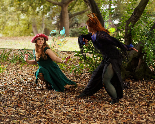 Fairy battle